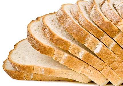 Белый хлеб не вреден