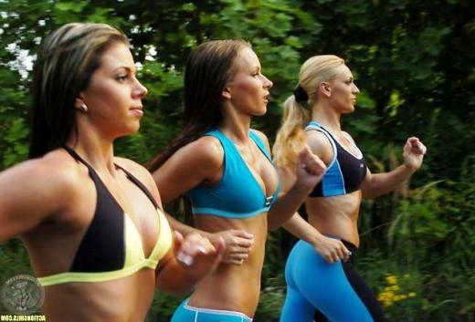 Как похудеть от бега по вечерам